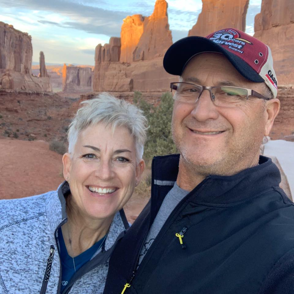 Tracy and Jim Picture
