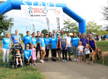 Virtual Walk & Roll Event On Sept. 12 Targeting Muscular Dystrophy Cure
