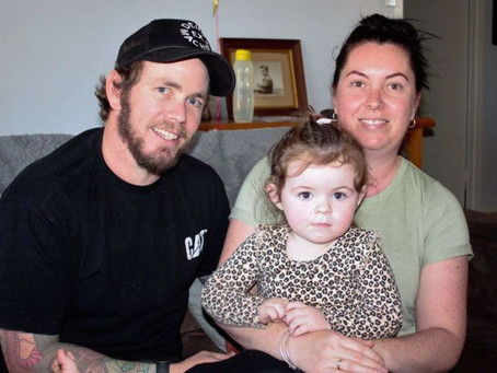 Months of rehabilitation ahead for Karratha man after assault causes brain injury