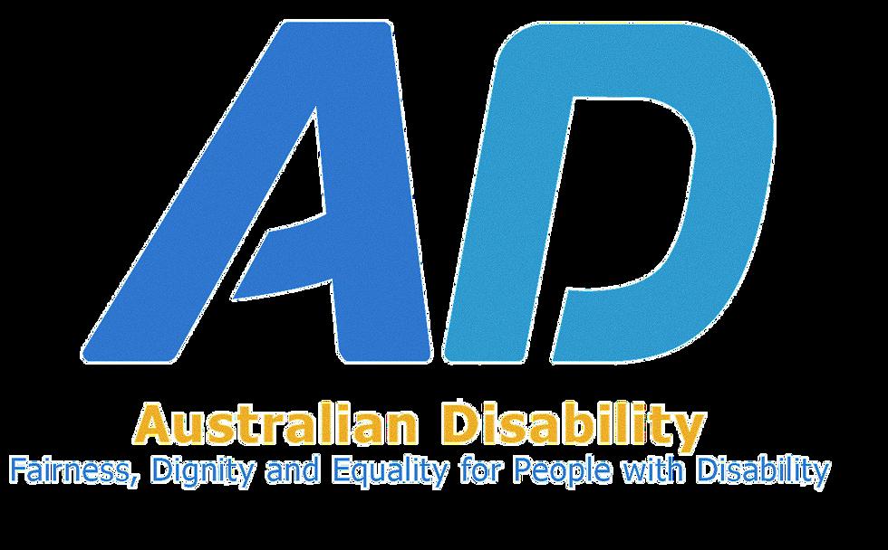 Australian Disability Logo