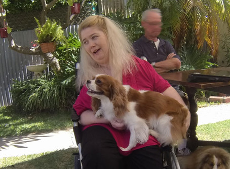 Police raid disability agency over Smith death