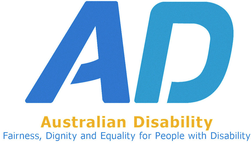 'AD' Australian Disability: Fairness, Dignity and Equality for People with Disability