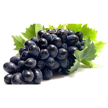 Black seedless Grapes (0.5 Kg)