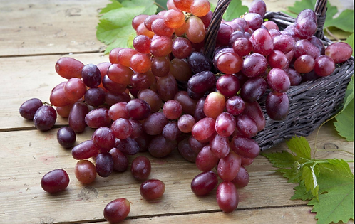 Australia Red Grape (0.5 Kg)