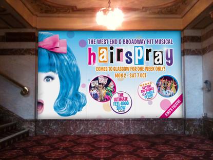 Hairspray Lightbox