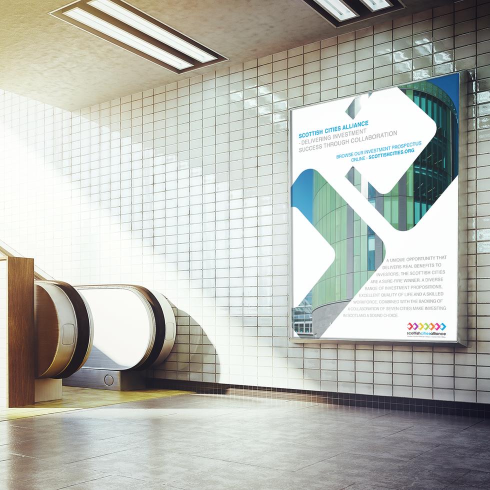Underground Advert