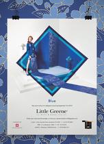 'Blue' Advert