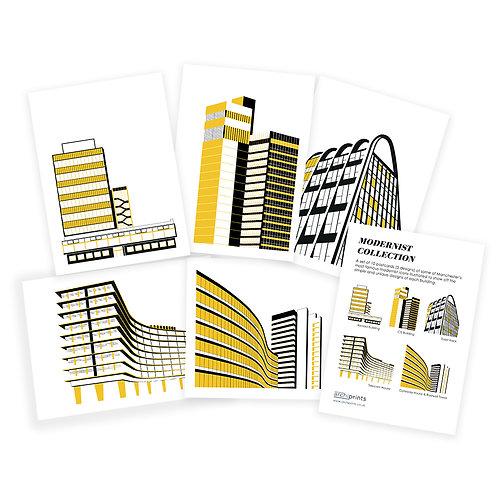 Modernist Postcard Collection