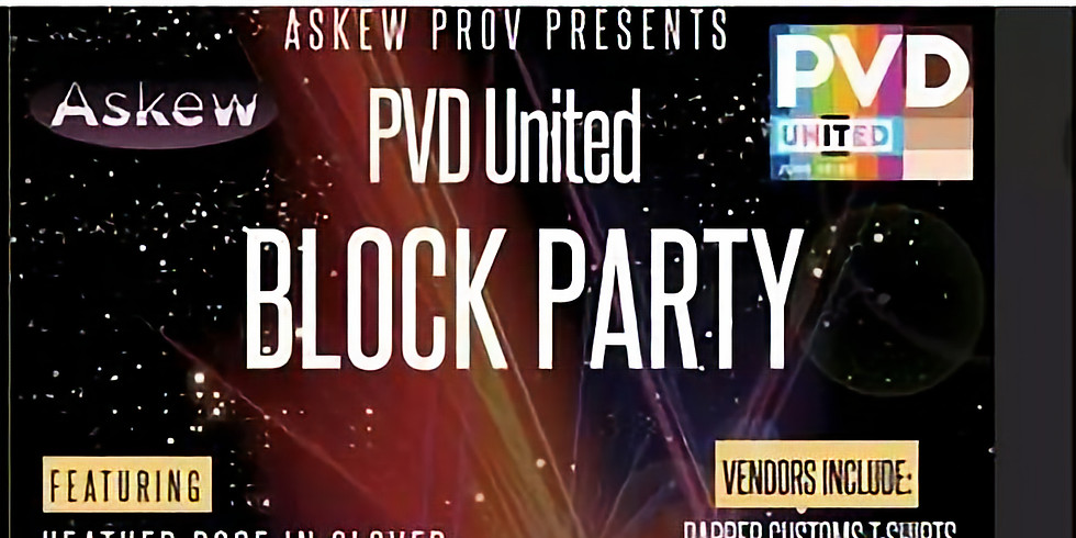 PVD United: Askew Block Party
