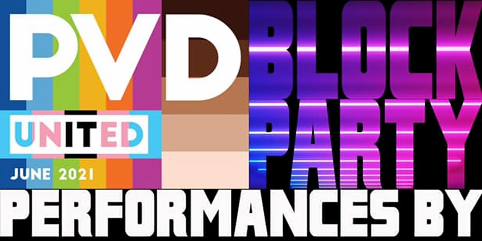 PVD United: The Dark Lady and Alley Cat Block Party