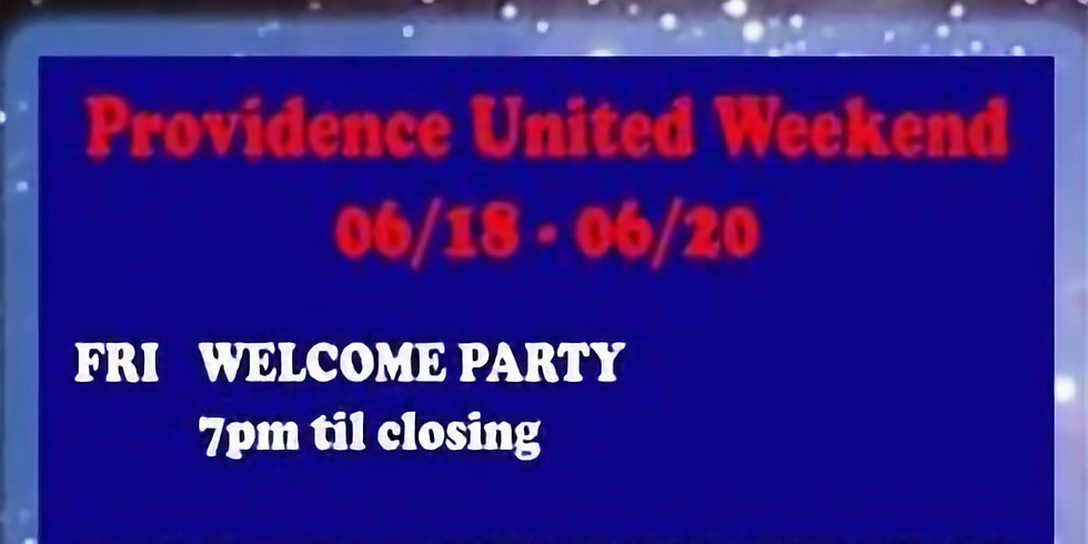 PVD United: The Eagle Block Party Under the Stars