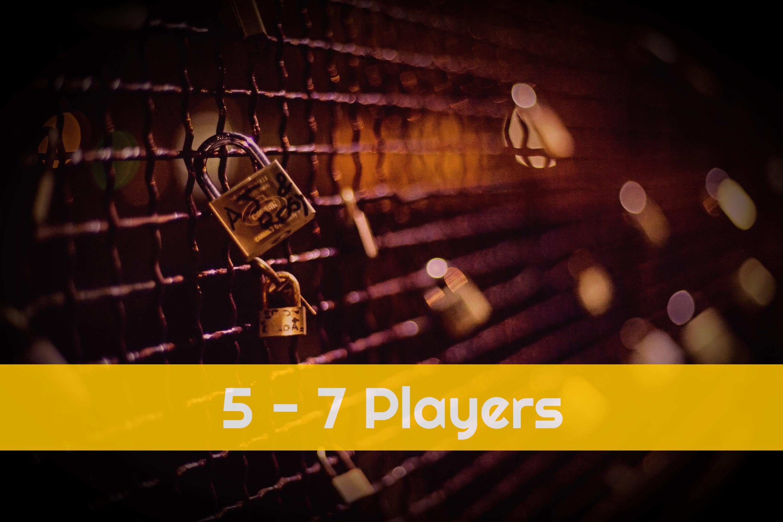 5 - 7 Players  - Original Game