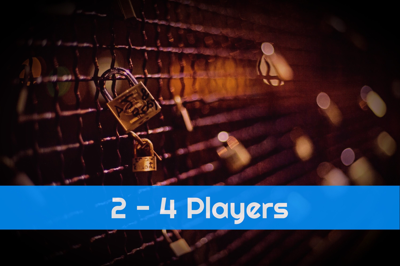 2 - 4 Players - Original Game