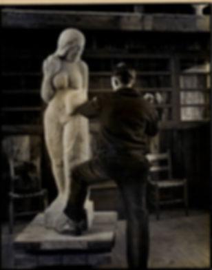 1930s  Harvey with Il Bagnio - studio 02