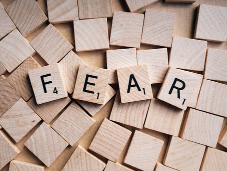 פחד וחרדה