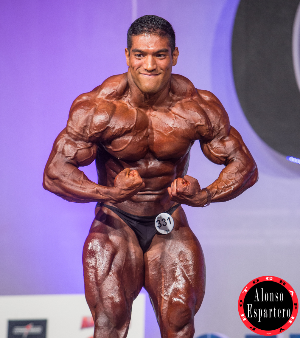 MR OLYMPIA DOMINGO -5010