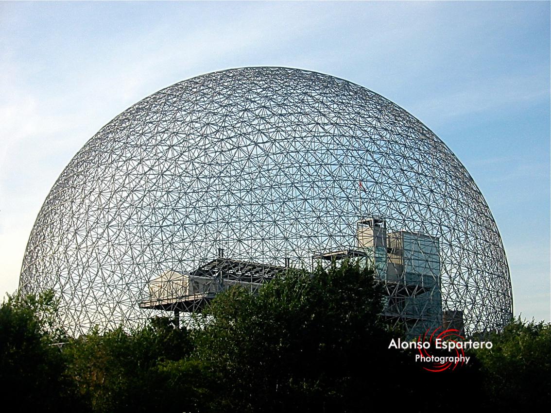 Edificio de la Biosfera
