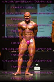 INTERPROVINCIAL CULTURISMO PESADO   -135