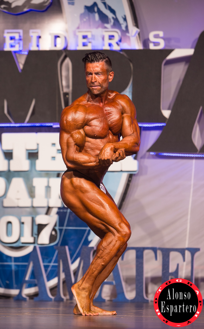 MR OLYMPIA DOMINGO -893