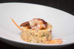 2015-07-07 ensalada de pulpo y langostinos con mayonesa de pimenton-11