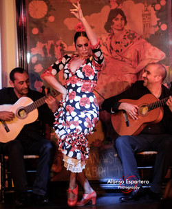 Almudena Serrano Tablao El Arenal 407