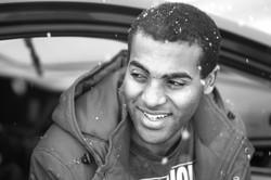 Snowy Omar