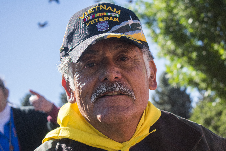 Veteran Man