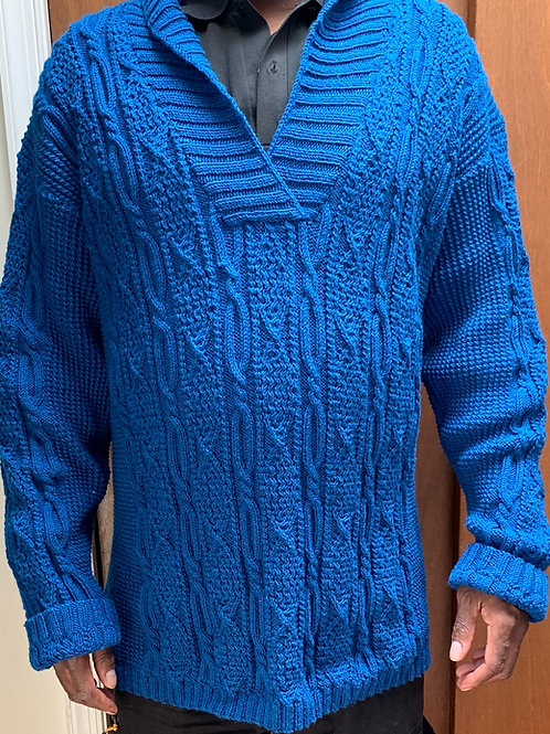 100% Merina Wool & Silk- NFS