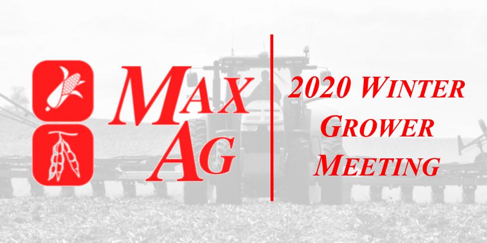 2020 Winter Grower Meeting