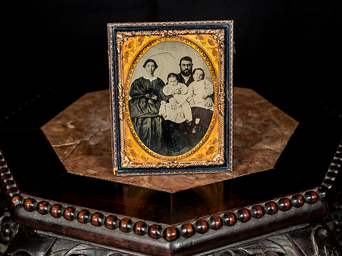 Ambrotype, Mid-19th Century