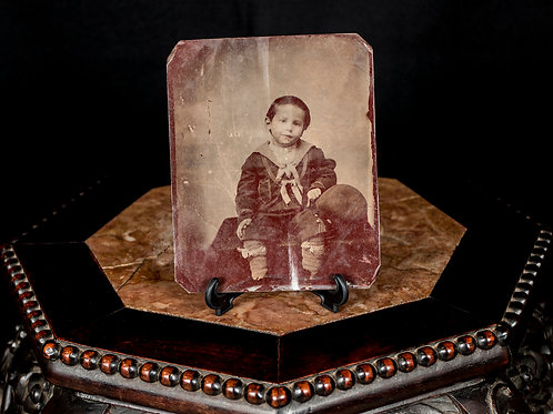 Tintype, Mid-to-Late 19th Century