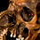 "Thumbnail: Asmat Ancestor Skull ""Ndambirkus,"" New Guinea - Authentic w/Provenance & COA"