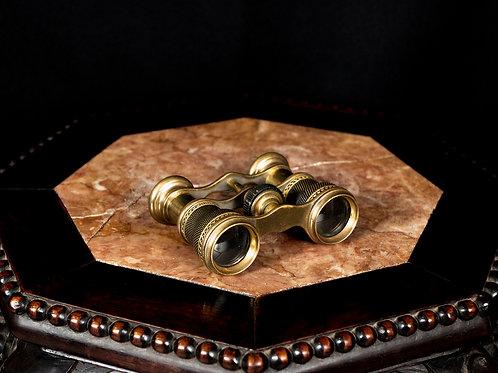 Brass Opera Glasses / Binoculars, 19th Century