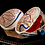Thumbnail: Dissected Human Skull #999, Painted Muscles & Labeled