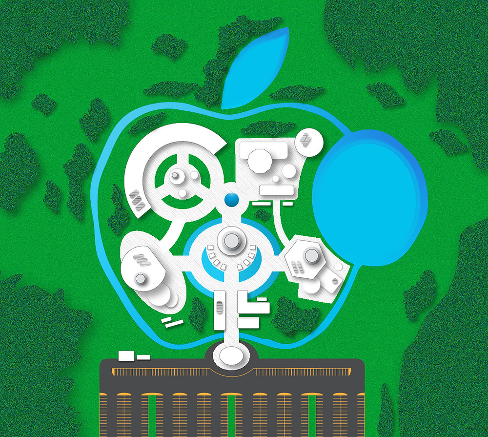 Apple + AMC + Disney Parks rolled into one