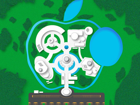 Apple Eats the World: The Future After Apple Purchases Disney