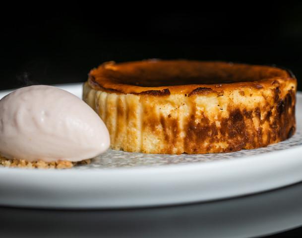 Tarta de Queso – Basque burnt cheesecake