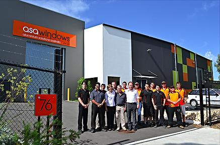 The ASA Windows Team