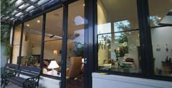 ASA Windows - Anita double glazed Sashless Window