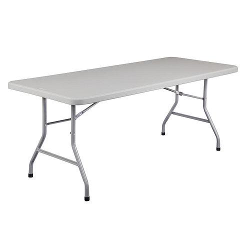 6' Rectangular Banquet Table