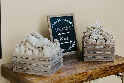 Wooden Crates, Wine Crates & Cigar Boxes