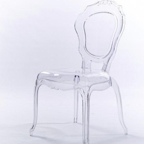 Clear Royal Chair