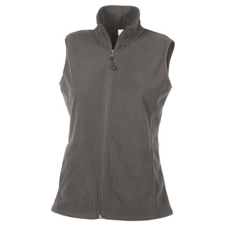 Gilet micropolaire femme 2 poches
