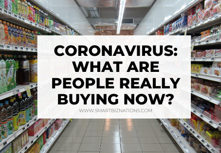 Coronavirus: What Are People Really Buying Now?