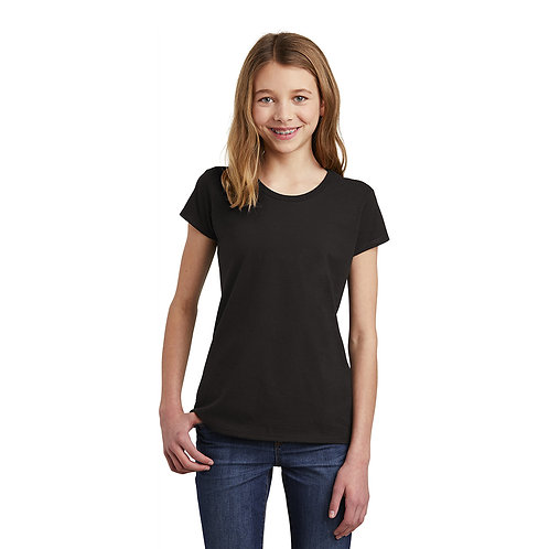 District Youth Girls Tee (YS-YL)