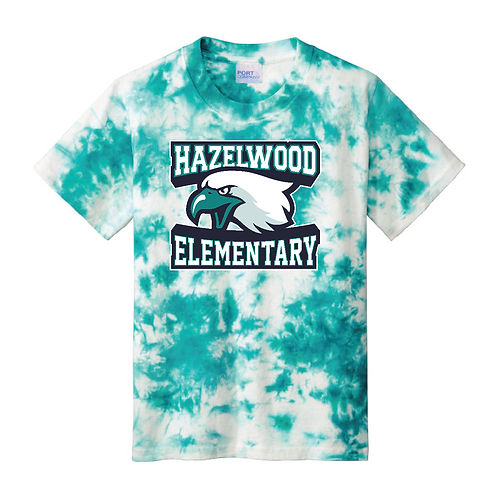 HES Teal Tie-Dye (S-2XL)
