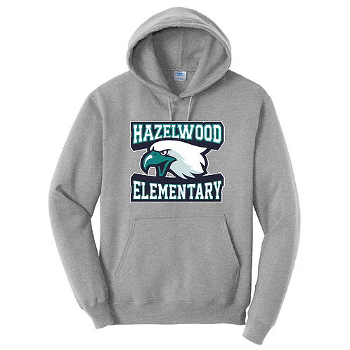 HES Gray Sweatshirt (S-2XL)