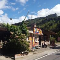 Banos de Agua Santa, Ecuador