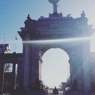 Toronto sunflares