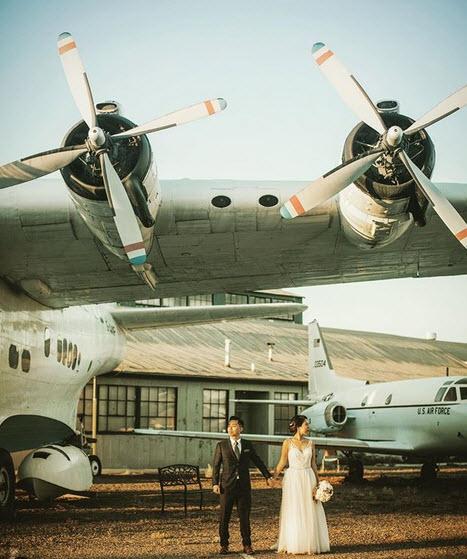 Weddings at OAM